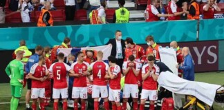 Simon Kjaer and Medical team to receive UEFA President's Award