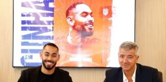 Atletico Madrid sign Matheus Cunha