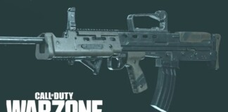 The Best SA87 Warzone Loadout with Details