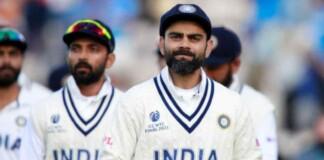 India batting collapse Virat Kohli Rahane