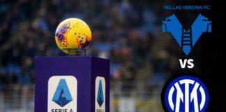 Serie A: Verona vs Inter Milan