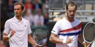 Daniil Medvedev vs Richard Gasquet