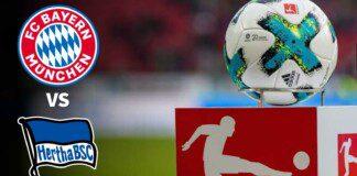 Bundesliga: Bayern Munich vs Hertha BSC Player Ratings as Bayern ease past Hertha