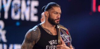 Roman Reigns to defend the Universal Championship against Finn Balor next week