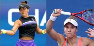 Bianca Andreescu vs Viktorija Golubic