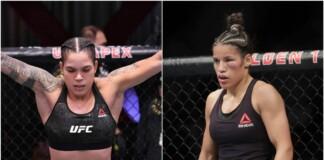 UFC 269 Amanda Nunes vs Julianna Pena