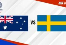 Australia Women vs Sweden Women