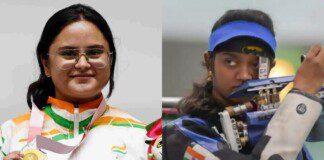 Avani and Elavenil Paralympics-Olympics