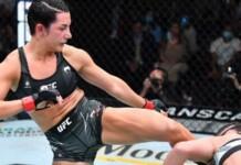 Cheyanne Buys UFC Vegas 33