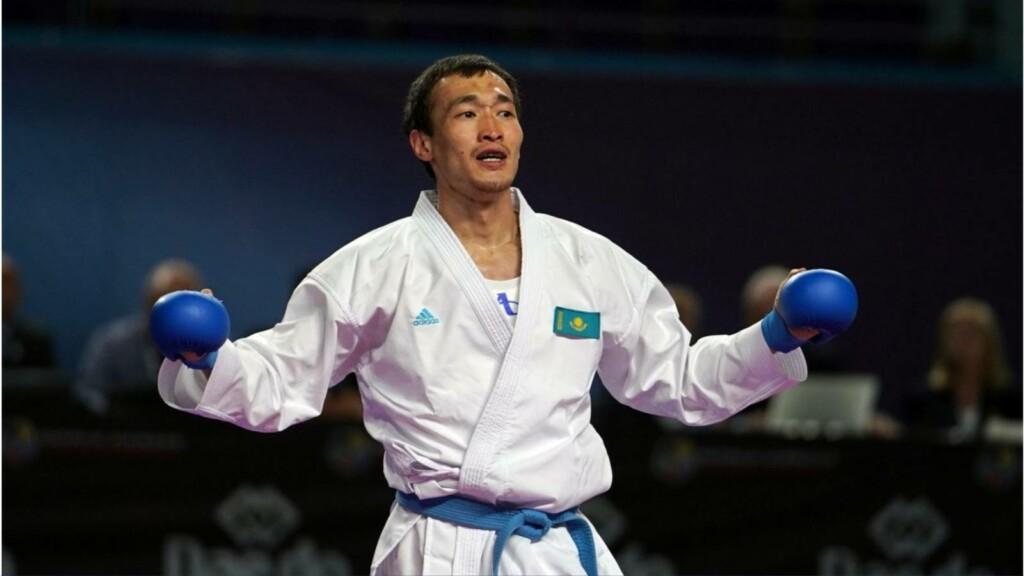 Darkhan Assadilov Tokyo Olympics
