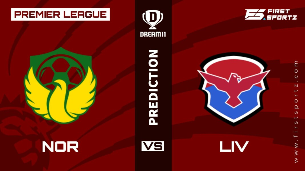 Premier League: Norwich City vs Liverpool Dream11 Prediction, Playing XI, Teams, Preview, and Top Fantasy picks
