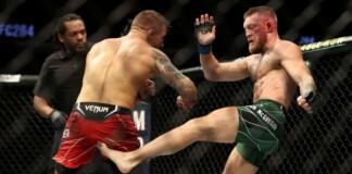 Dustin Poirier vs Conor McGregor
