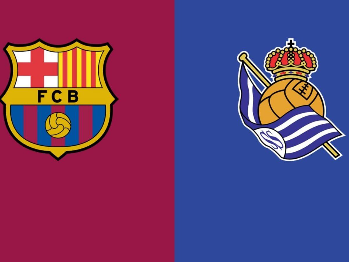 La Liga: FC Barcelona vs Real Sociedad Live Stream, Preview and Prediction  » FirstSportz
