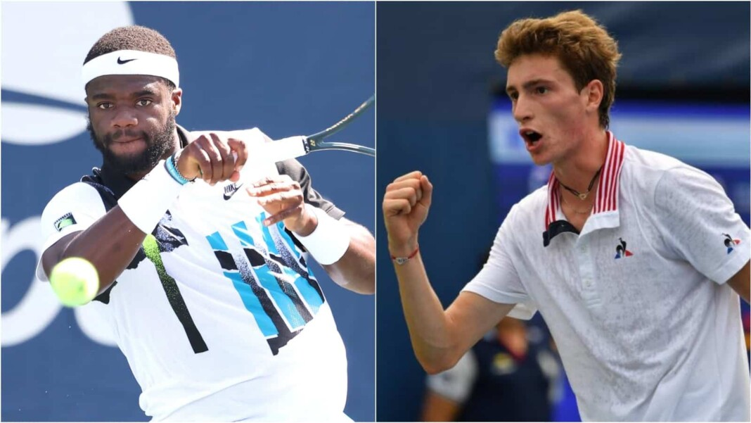 Frances Tiafoe vs Ugo Humbert will clash in the 1st round of the 2021 Cincinnati Masters