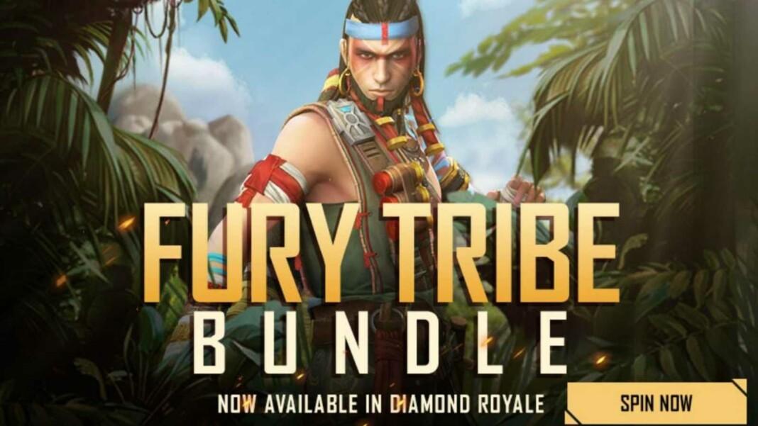 Fury Tribe Bundle in Free Fire