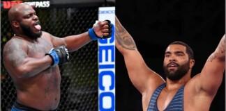 Gable Steveson vs Derrick Lewis
