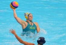 Tokyo Olympics Water Polo Australia vs ROC