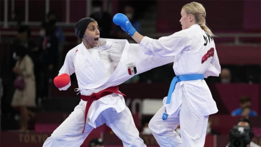 Giana Farouk Tokyo Olympics