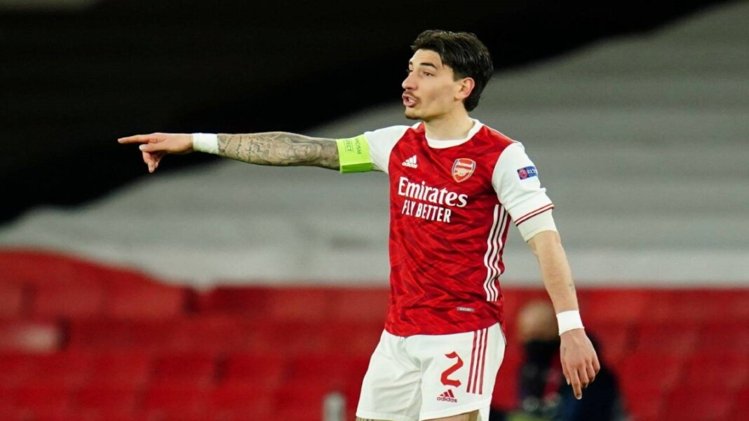 Who is Hector Bellerin's Girlfriend? Know all about Jasmine Muller