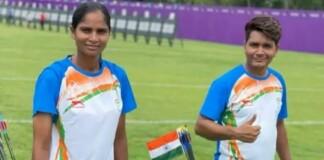 Indian archers at Tokyo Paralympics