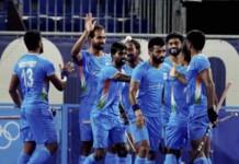 Indian men's hockey team