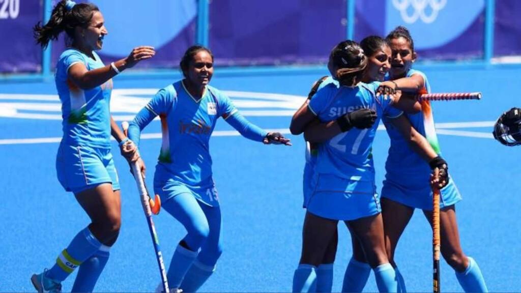 Tokyo Olympics Indian women's hockey team