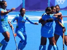Hockey India Indian women's hockey team