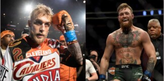 Jake Paul and Conor McGregor