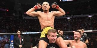 Jose Aldo UFC 265