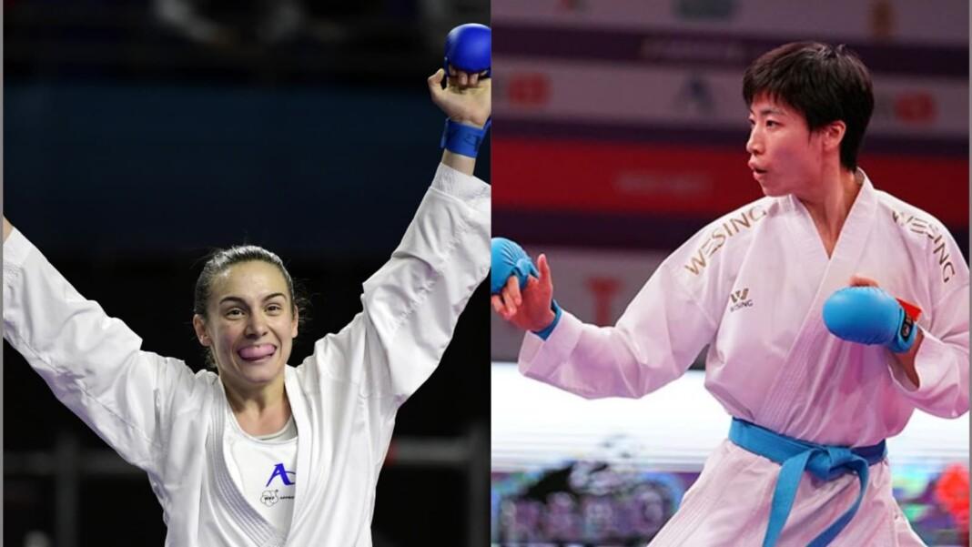Karate 61 kg at Tokyo Olympics