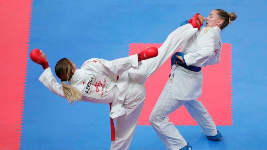 Karate Live Results Women's Kumite 61 Kg