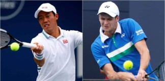Kei Nishikori vs Hubert Hurkacz will clash in the 2nd round of the Rogers Cup 2021