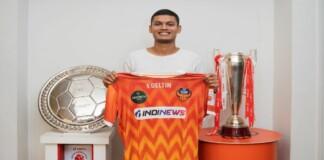 Kunal Kundaikar joins FC Goa until 2024 season