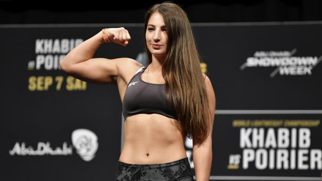 Liana Jojua UFC Vegas 34