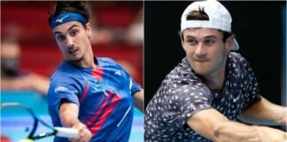 Lorenzo Sonego vs Tommy Paul will be clashing at the Cincinnati Masters