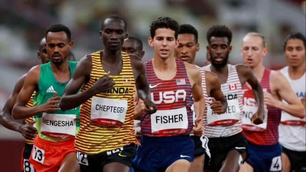 Men's 5000m finals Tokyo Olympics