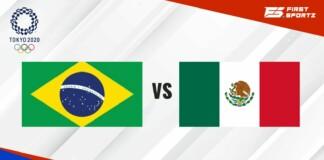 Mexico vs Brazil