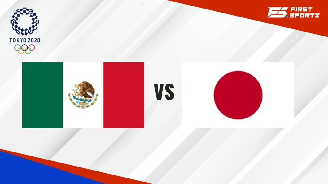 Mexico vs Japan