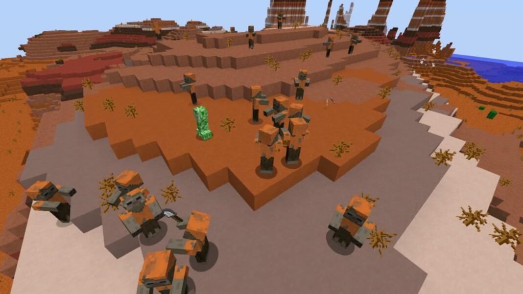 Minecraft Husk