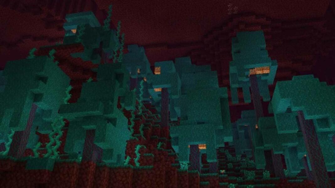 Minecraft Shroomlight