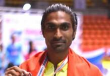 Pramod Bhagat, India's shuttler for the Tokyo Paralympics