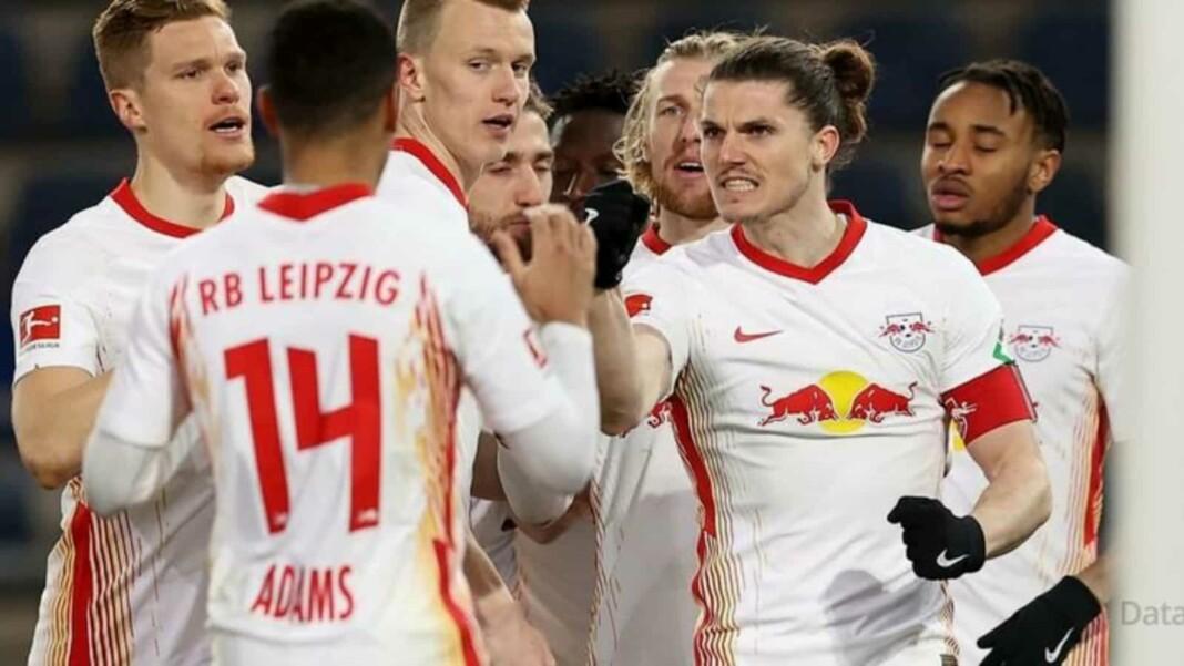 RB Leipzig vs Vfb Stuttgart