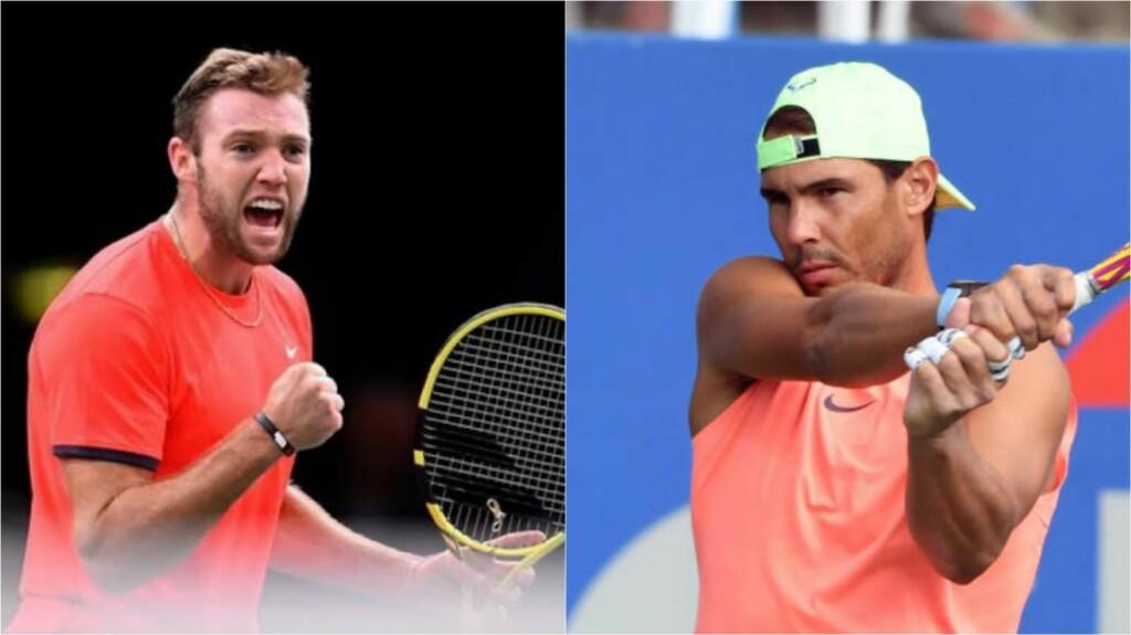 Rafael Nadal vs Jack Sock