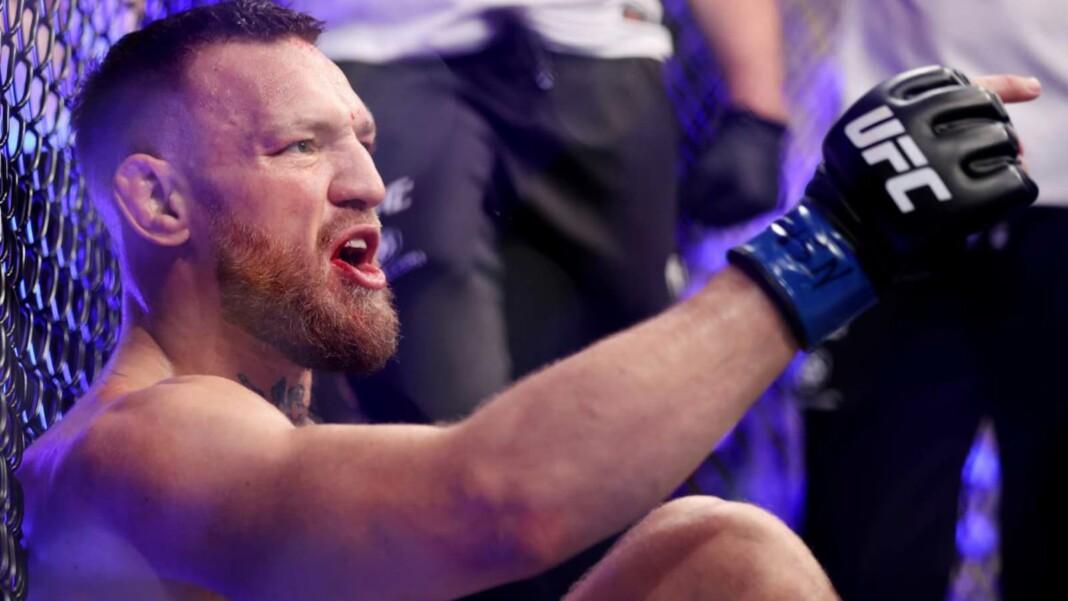 Raush Manfio on Conor McGregor