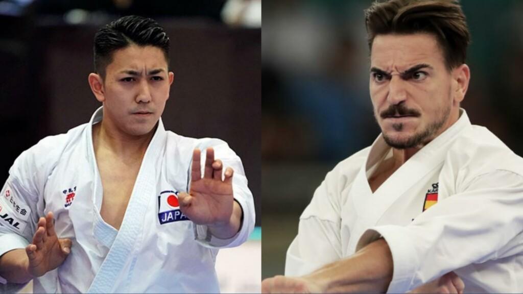 Ryo Kiyuna vs Damian Quintero Tokyo Olympics 2020