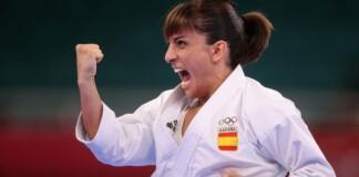 Sandra Sanchez Tokyo Olympics