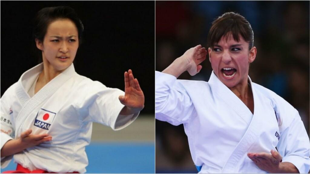 Tokyo Olympics karate live