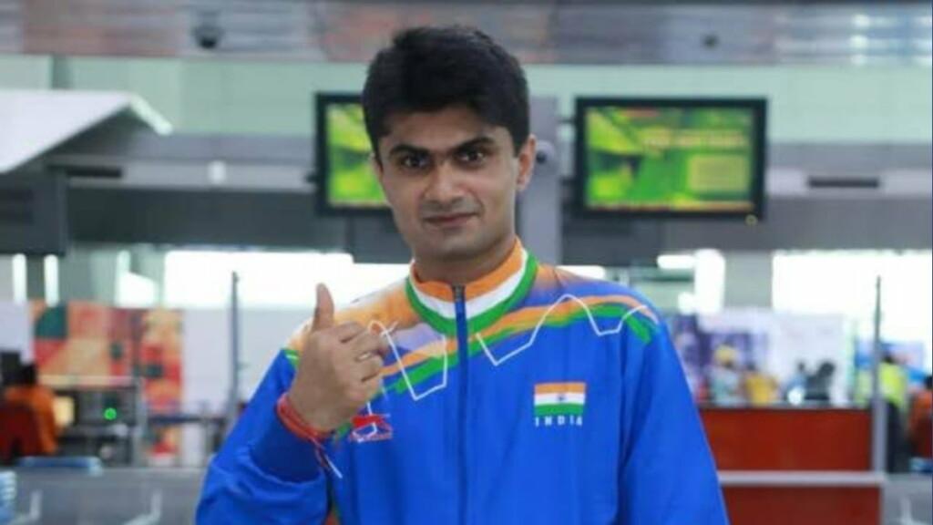 Suhas Yathiraj- India's ace para badminton player