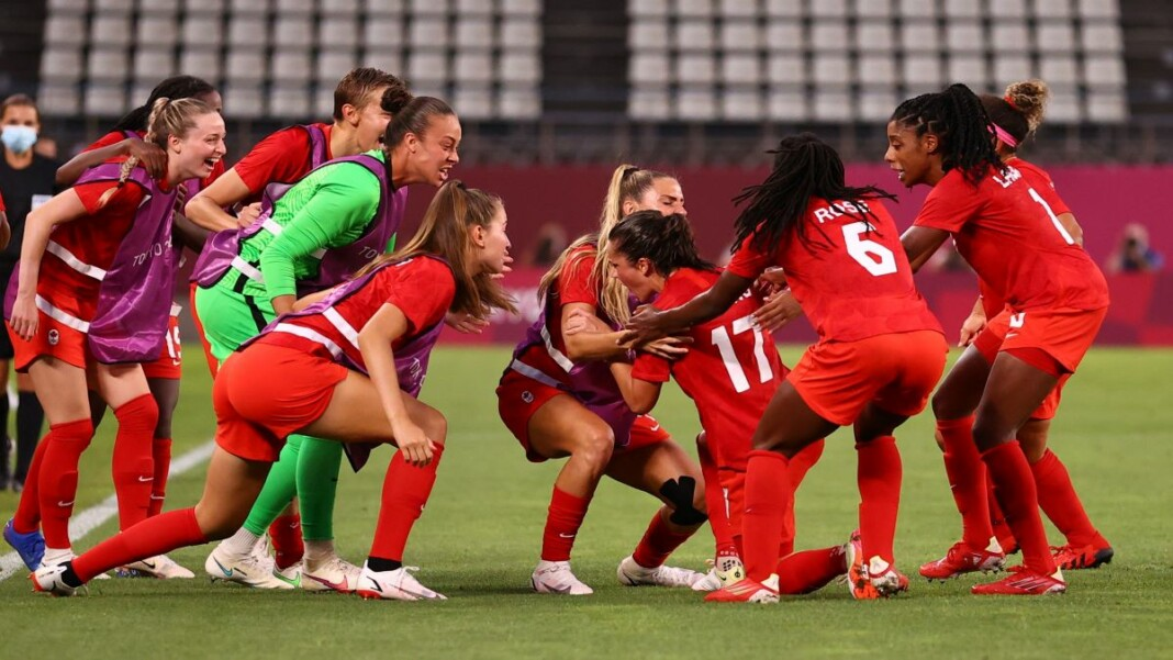 Tokyo 2020 Final: Sweden Women vs Canada Women Live Stream, When, Where, and How to Watch