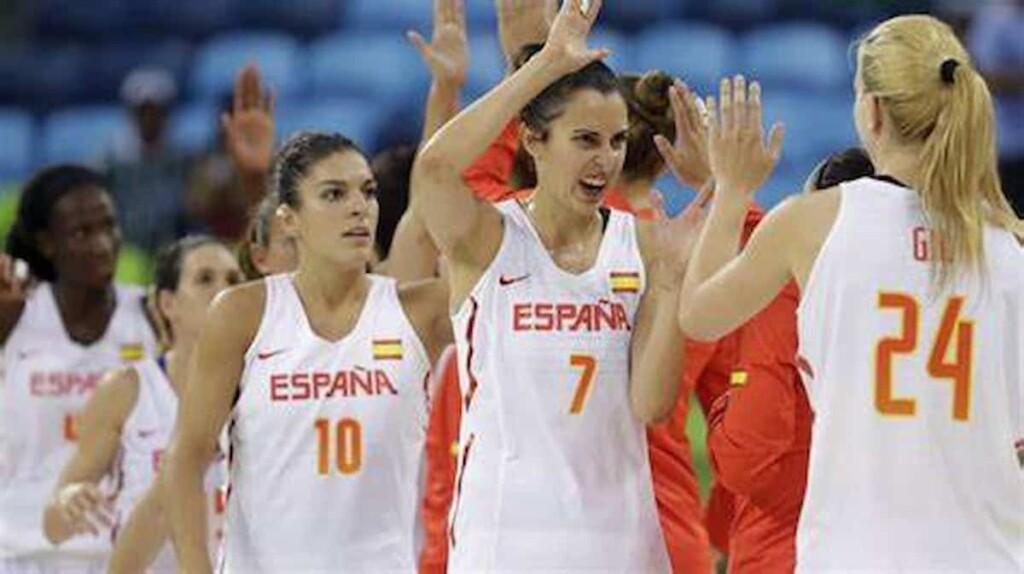 Team Spain 1 - FirstSportz